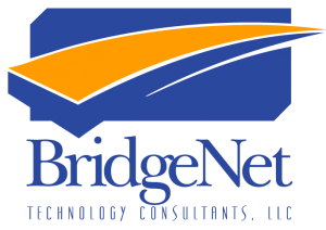bridgenet llc logo, a southeast Louisiana IT company